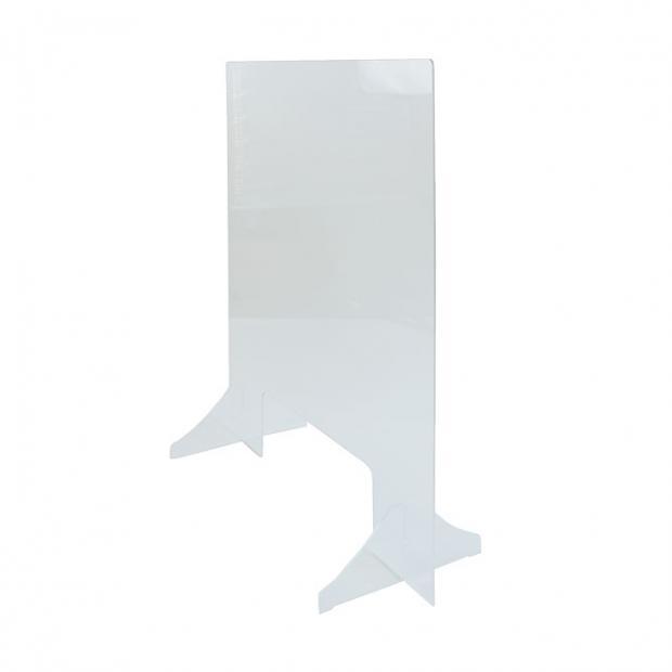Spuckschutz-Trennwand