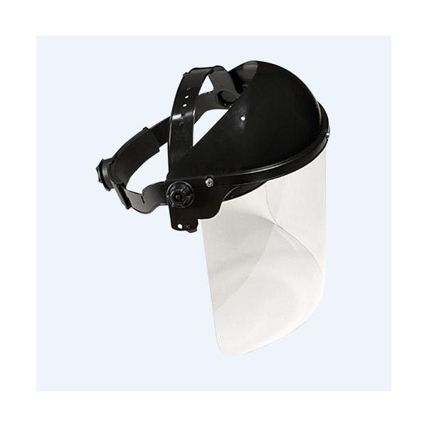 Gesichtsschutz, Kopfband verstellbar