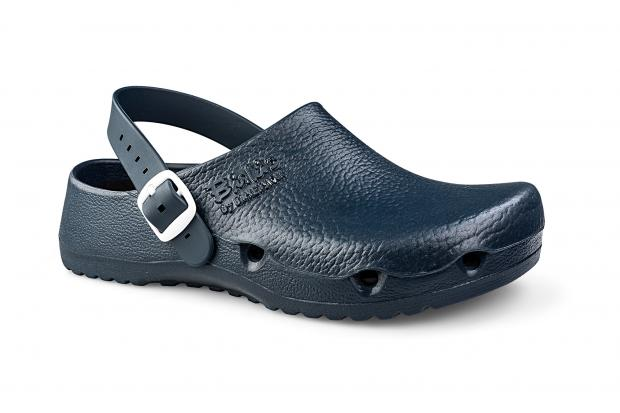 OP-Schuh BIRKI AIR PLUS mit Seitenbelüftung und Fersenriemen