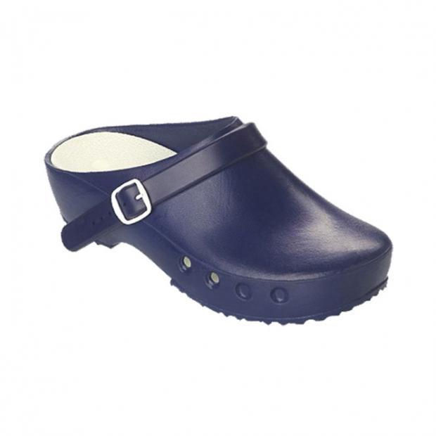 OP-Schuh CHIROCLOGS CLASSIC mit Seitenbelüftung und Fersenriemen