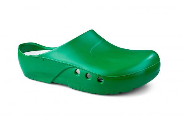 OP-Schuh ORTHOCLOG mit Seitenbelüftung